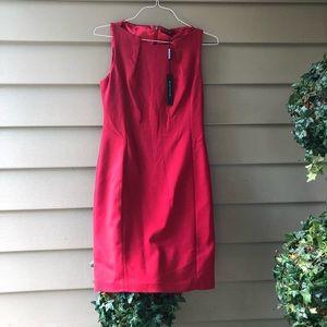 NWT Ellie Tahari Red Dress